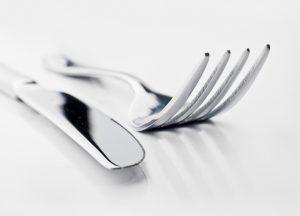 Gabel und Messer