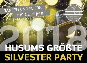 B & B Silvester Party 2018, Husum