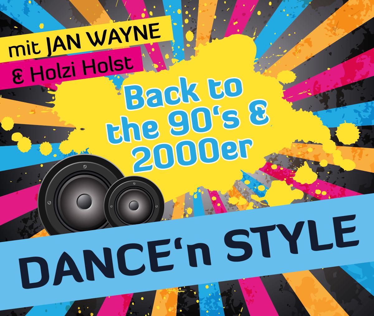 90 Kult Party - Jan Wayne