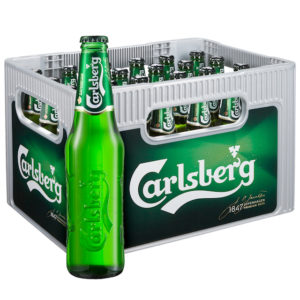 Carlsberg Pils 24 Fl. - 0,33 l