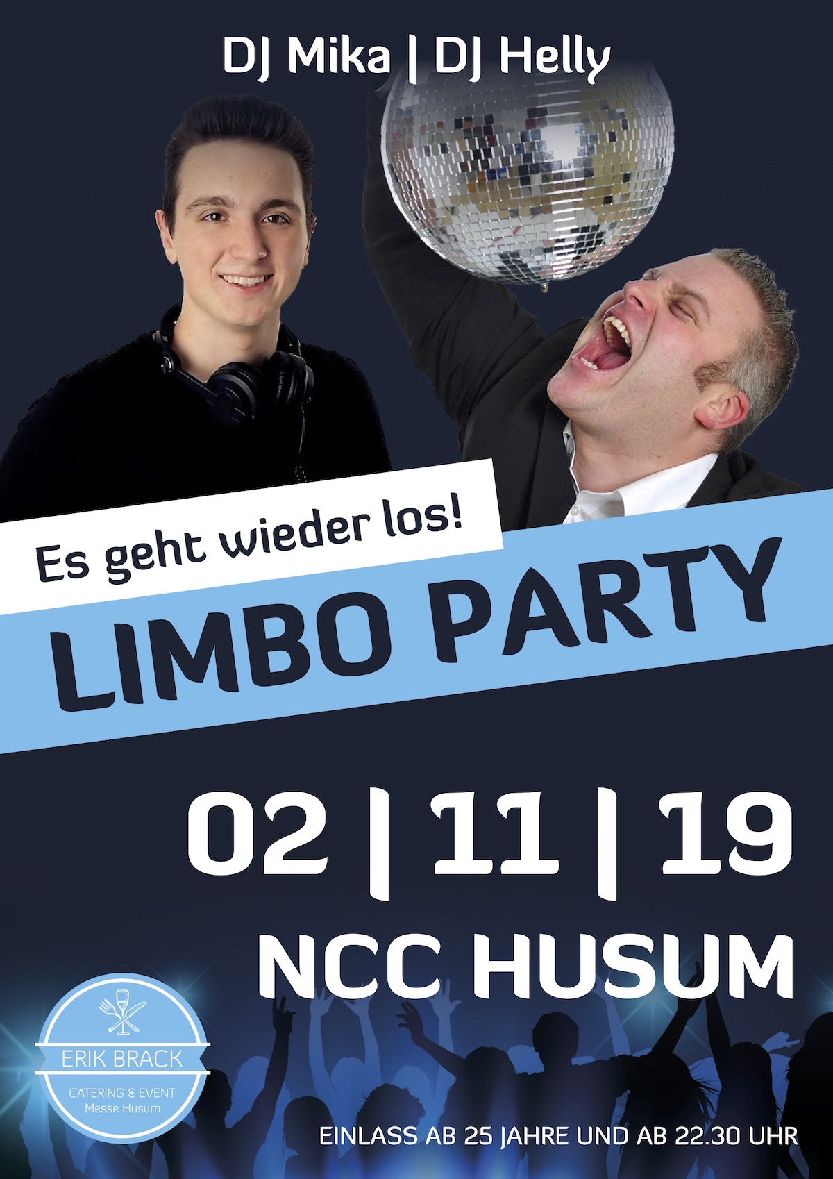 LimboParty 02.11.19 NCC HUSUM